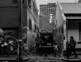 B&W Street